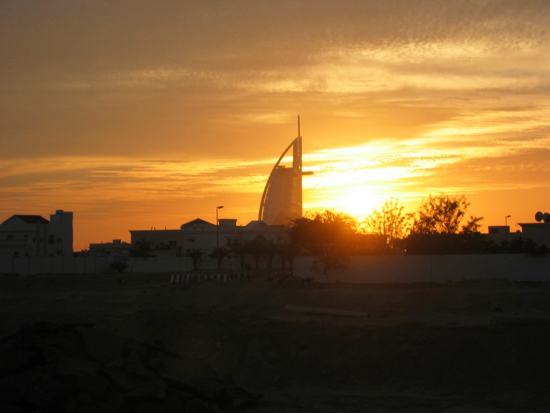 18 Burj Al Arab - The one and only 7 star hotel